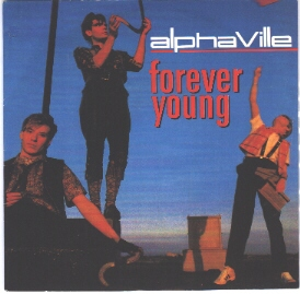 Alphaville - Forever Young (French Cover)